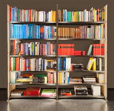 Bookshelf Lighting Modular Shelf Lighting System Meltron