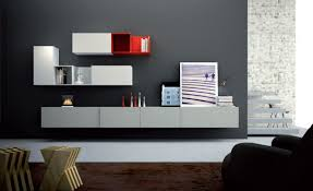 White Living Room Storage Cabinets Living Room Tv Base Living Room Storage Unit With White And Gray