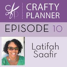 """Podcast Episode #10: Latifah Saafir 