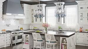 kitchen design luxury with 2 brushed nickel chandelier over kitchen island large