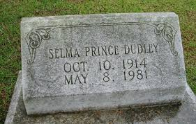 Mittie Selma Prince Dudley (1914-1981) - Find A Grave Memorial