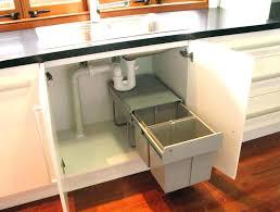 under kitchen sink cabinet. Under Kitchen Sink Storage And Cabinet Organizer Organization Ideas 68
