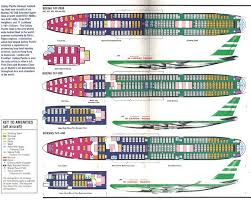 cathay pacific airlines boeing 747 aircraft seating chart