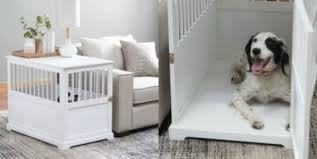 dual purpose furniture. 10 Pieces Of Dual-Purpose Furniture We\u0027re Currently Obsessed With - Dog Crate Dual Purpose