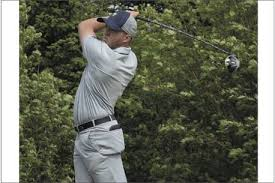 gander s blair bursey finished with a one under par 209 total this week at