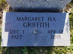 Margaret Iva Griffith (1927-2015) - Find A Grave Memorial