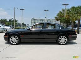 Ebony Black 2008 Jaguar S-Type 3.0 Exterior Photo #49140029 ...