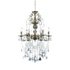 nadri tiered water drop crystal chandelier earrings chandeliers lighting the home depot antique brass 6 compressed clarissa crystal drop round chandelier
