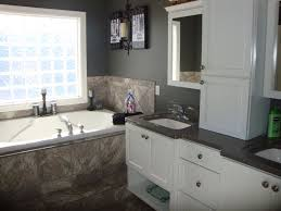 Kitchen Craft Cabinet Doors Traditional Master Bathroom With Undermount Sink By Kristina