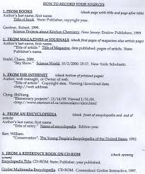 How To Make A Bibliography Mla Format Term Paper Academic Writing