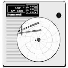 Honeywell Circular Chart Paper 10 Circular Chart Recorders Industrial Controls