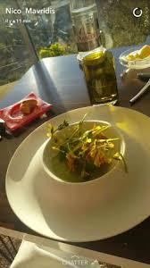 Exelente Soirée Repas Gastronomique à 6 Plats Produit Frais De