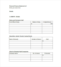 Financial Excel Spreadsheet Free 7 Financial Spreadsheet Templates In Pdf Excel