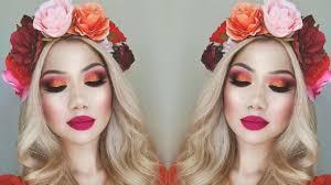 glam summer makeup ideas