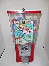 25 Cent Vending Machine Stunning VINTAGE GUMBALL Toy 48 Cent Vending Machine Loaded W Monkey Head