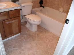 impressive design ideas bathroom floor and floor tiles design for house grousedays