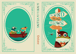 the wind in the willows with new cover art
