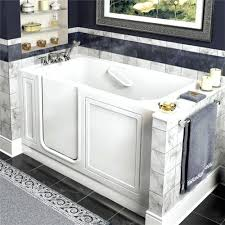 bathtub reviews decoration walk in bathtub reviews a guide to the best tubs with and s
