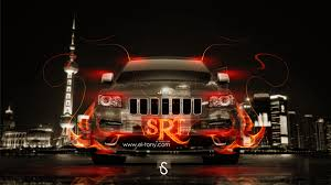 jeep grand cherokee srt fire crystal city car