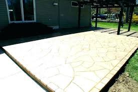t concrete tiles outdoor floor