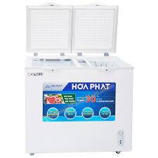 Tủ đông Hòa Phát HCF 506S2Đ2, tủ mini 2 ngăn 205L dàn đồng T2/2021