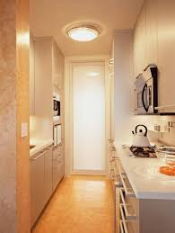Narrow Galley Kitchen Kitchen Narrow But Daring Galley Kitchen Design For Your Small