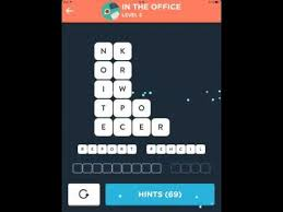 Wordbrain Themes Superstar In The Office Level 5 Solution