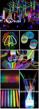 Glow-in-the-Dark Spooktacular Halloween Party Decorations &