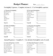 Sport Budget Template Housing Budget Template Gotostudy Info