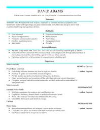 Livecareer Co Uk Customer Service Sales Associate Cv Template Cv Samples