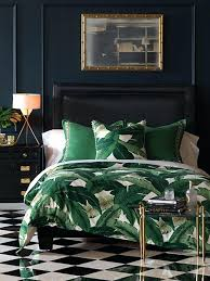 palm leaf bedding eastern accents debuts banana leaf bedding palm leaf comforter sets palm leaf bedding
