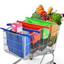 Trolley Cart Shopping Bags - Amazon.com
