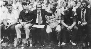 Blueseum - History of the Carlton Football Club | February 1980 - Ian Rice  becomes Carlton President..jpg