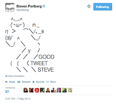 Your guide to advanced Twitter punctuation via Relatably.com