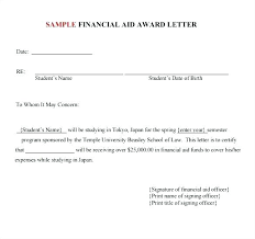 Scholarship Certificate Template Award Letters Sample Scholarship Certificate Template Format