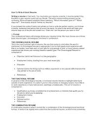 making a good resume with no experience writing a great resume write a great  resume and