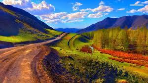 autumn mountains backgrounds. 1366x768 Autumn Mountains Backgrounds