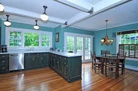 grey blue kitchen colors. kitchen blue kitchens with brown cabinets cream fabric small rugs above flooring grey color wall mount colors
