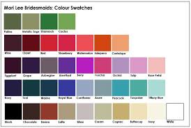 Impression Bridal Color Chart Marine In 2019 Dyeable Wedding Shoes Bridesmaid Dress