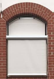 Rundbogenfenster Sicht Und Sonnenschutz Ab Werk