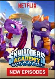 Skylanders Academy Temporada 3