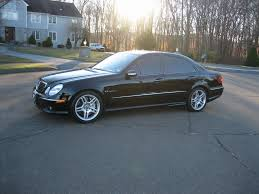 FS:2003 E55 AMG Black/Black - Mercedes Forum - Mercedes Benz ...