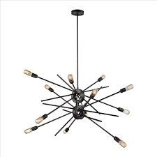 elk lighting 66915 12 xenia twelve light chandelier elk 66915 12