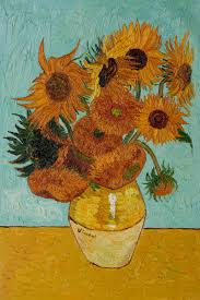 van gogh s sunflowers students