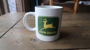 Type of advertising john deere. John Deere Coffee Mug By Gibson And 50 Similar Items