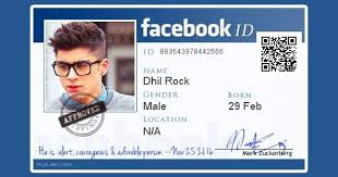 How Card fake Id Maker Facebook To 2017 Create Identity