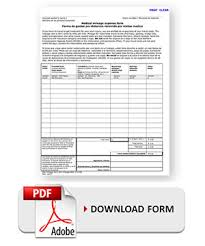 Ca Medical Mileage Expense Forms | Workers' Comp Mileage Reimbursement