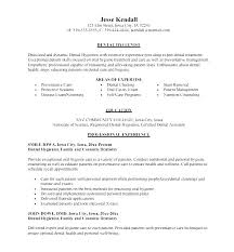 Examples Of Dental Assistant Resumes Medical Assistant Resume New Resume For Dental Assistant