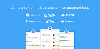 Best Project Management Tool Comparison | Activecollab