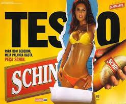 Resultado de imagem para propaganda da cerveja schincariol